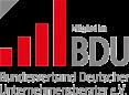 Personalberater für die IT-Branche: Fischer HRM Digital Desk ist Mitglied beim BDU